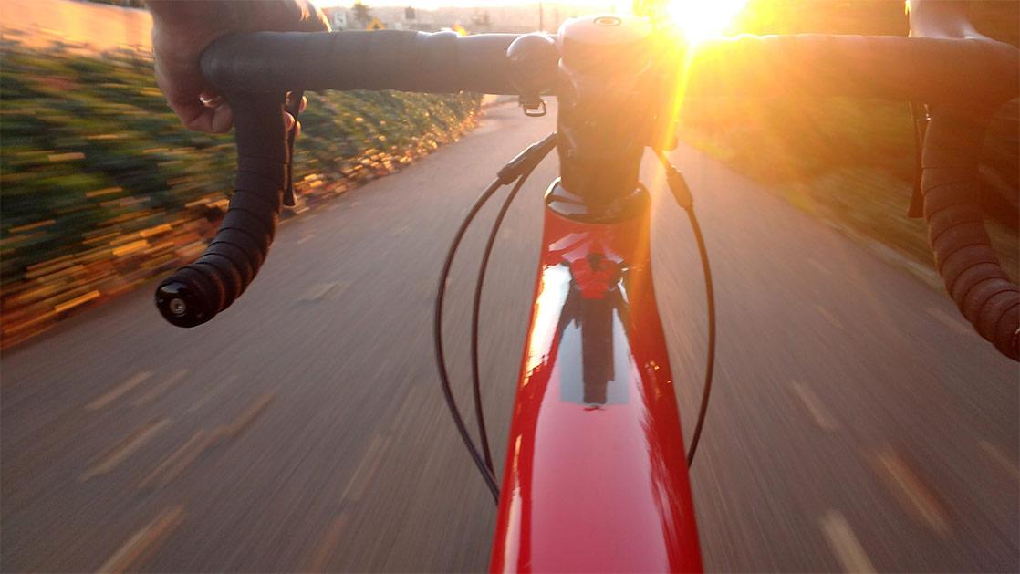 tweedehands wielrenfiets