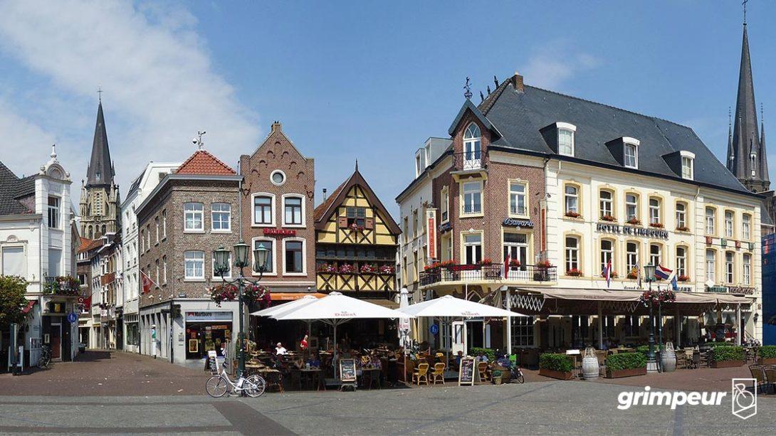 Markt_Sittard_Route_Zuid_Limburg_Vlak_86km_770hm