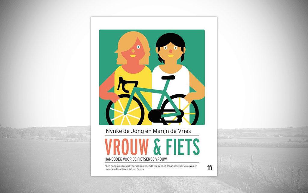 Vrouw en fiets Grimpeur