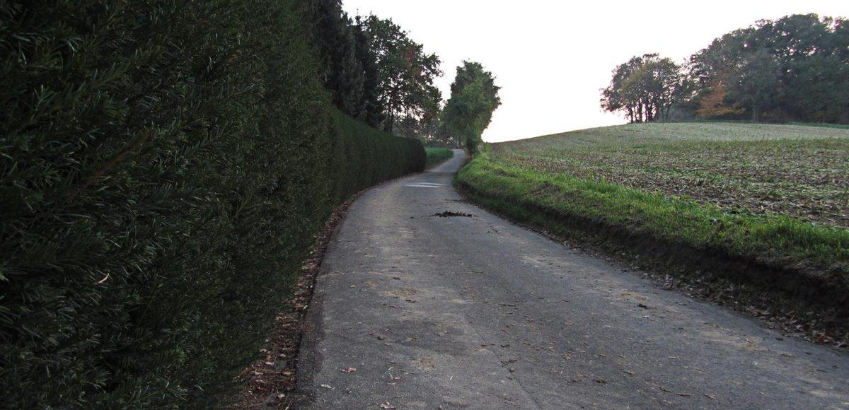 De beklimming van Duistergatsken in Daniken