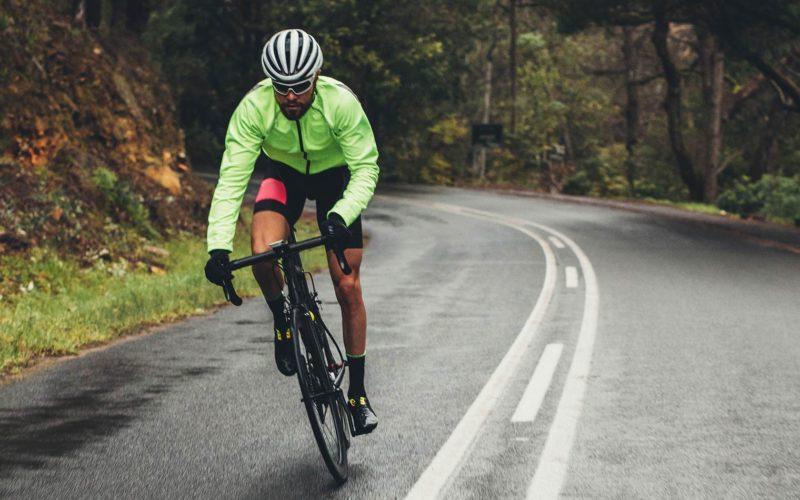 Grimpeur_klim training op vlakke weg