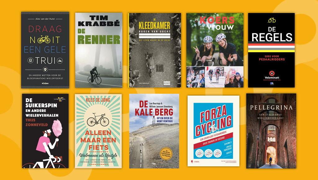 Boekentips over wielrennen