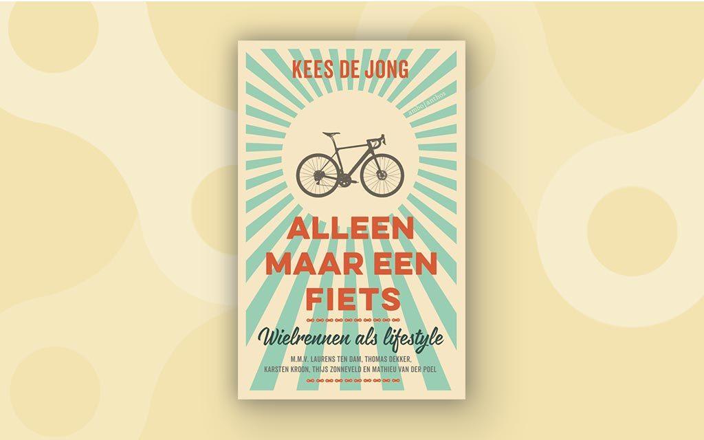 Boeken voor wielrenners alleen maar een fiets