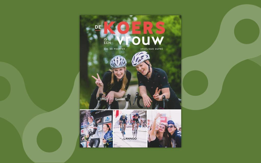 Boeken voor wielrenners De Koers is een Vrouw