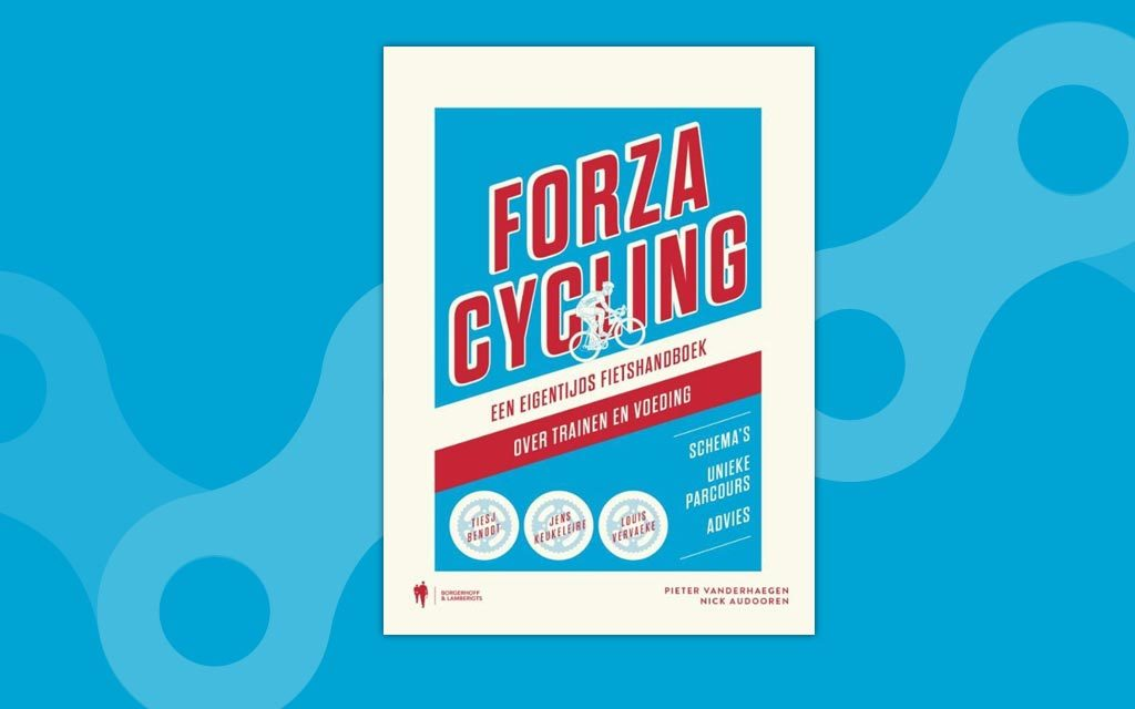 Boeken voor wielrenners Forza Cycling