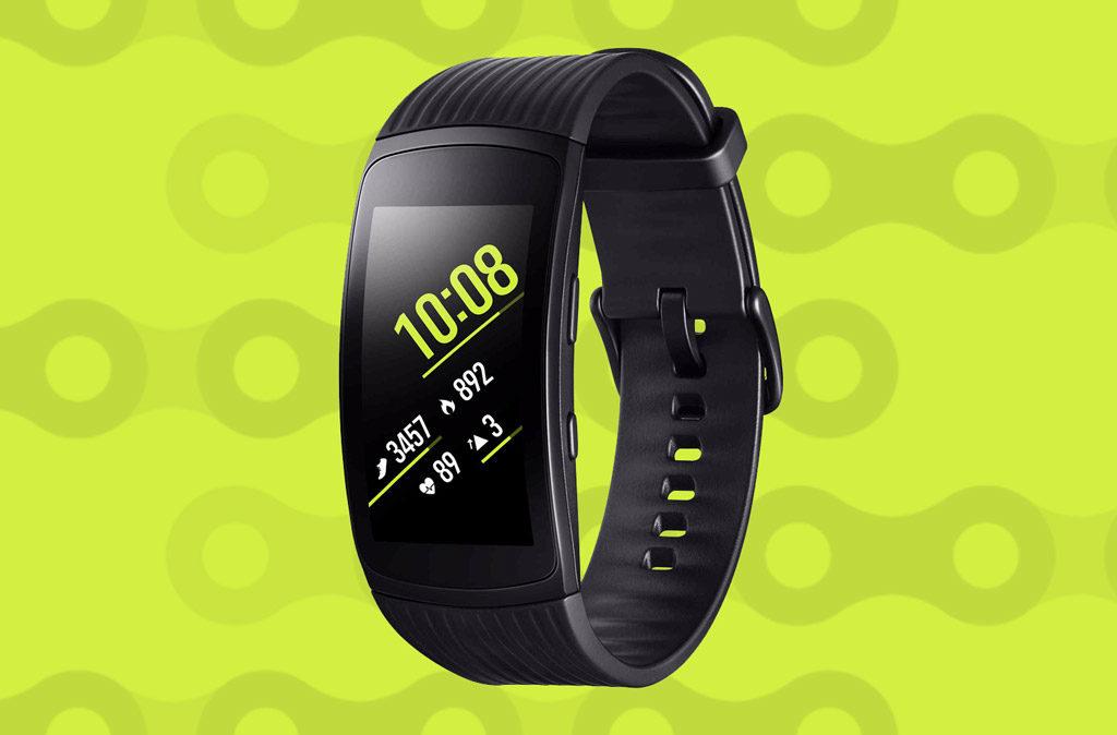 Smartwatch voor wielrenners Samsung Gear 2 Pro
