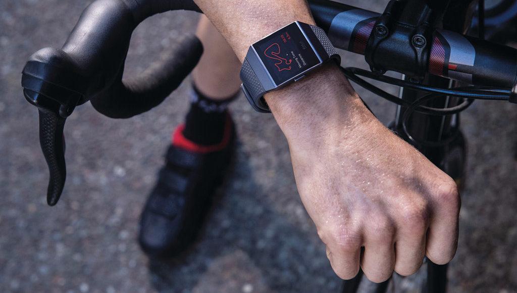Smartwatch voor wielrenners