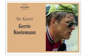 Boeken over wielrennen: Kopwerk Gerrie Knetemann