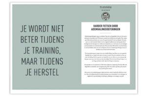 Boeken over wielrennen: Kopwerk herstel