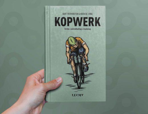 Boeken over wielrennen. Kopwerk, Aart Vierhouten