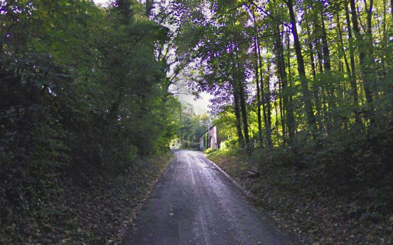De beklimming van de Schieversberg