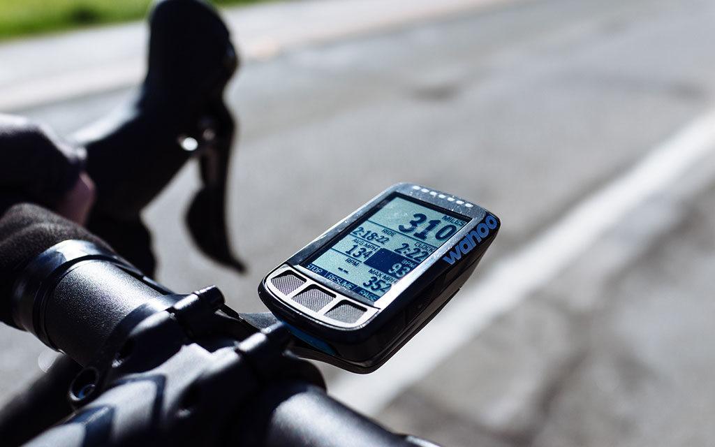 Beste fietsnavigatie Wahoo ELEMNT BOLT