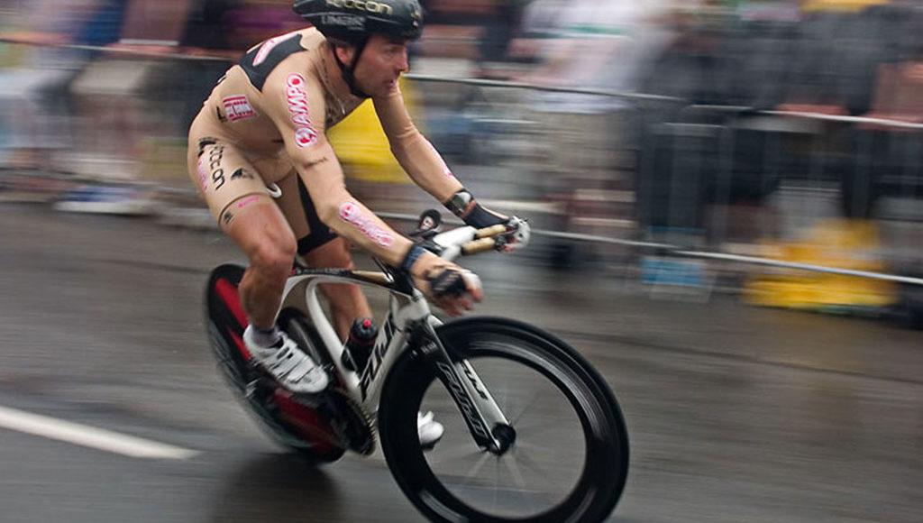 Vallen racefiets wielrennen
