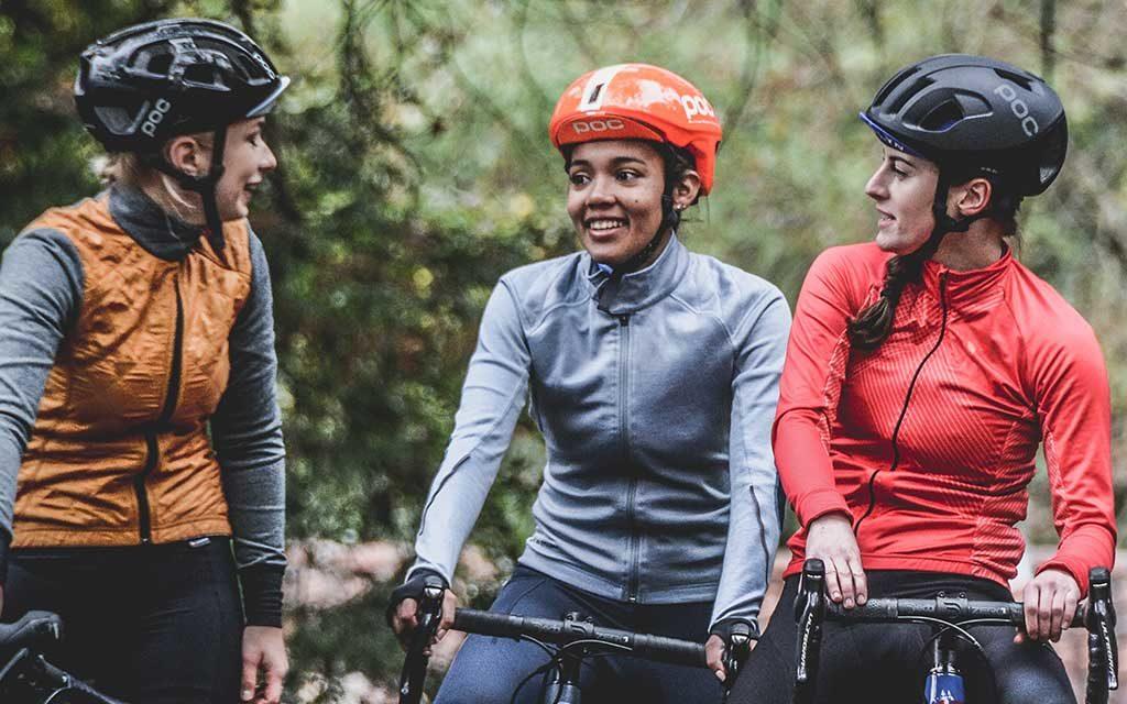 dames fietshelm