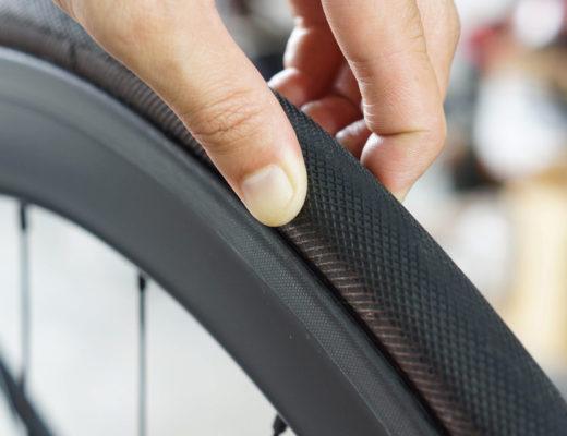 De optimale bandenspanning voor je racefiets