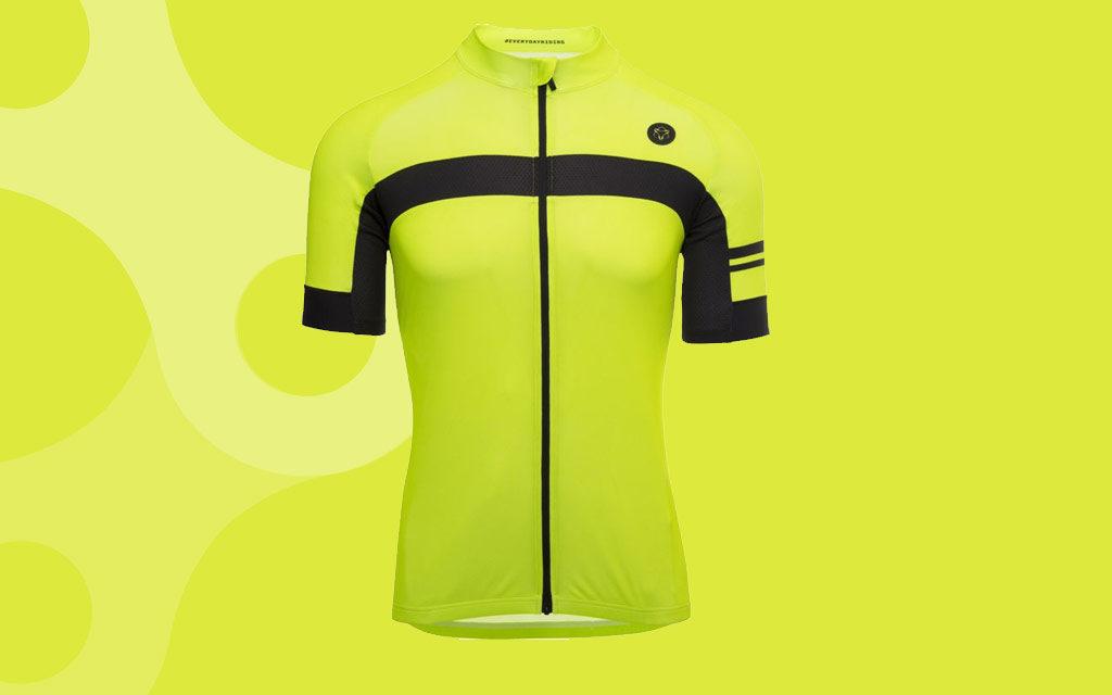 Cadeau wielrenner fietsshirt