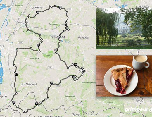 Winterroute_Racefiets_Zuid-Limburg_grimpeur