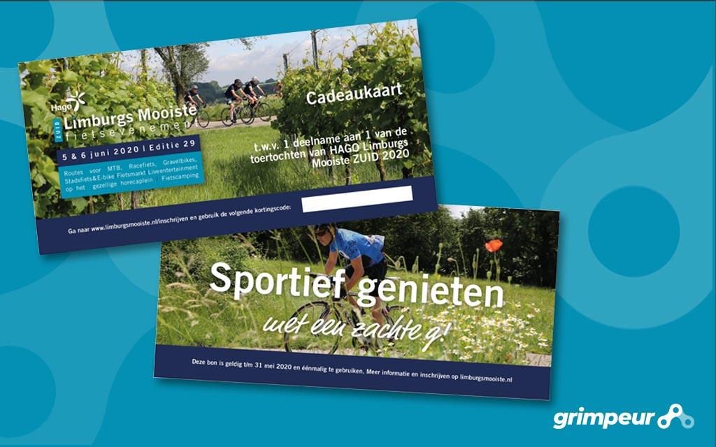 Cadeaukaart HAGO Limburgs Mooiste
