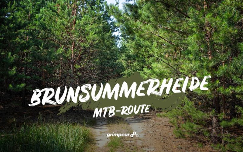 Brunsummerheide Mountainbikeroute
