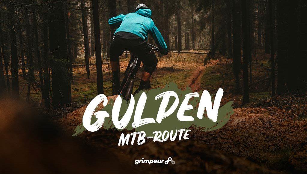 Mountainbike route download Gulpen