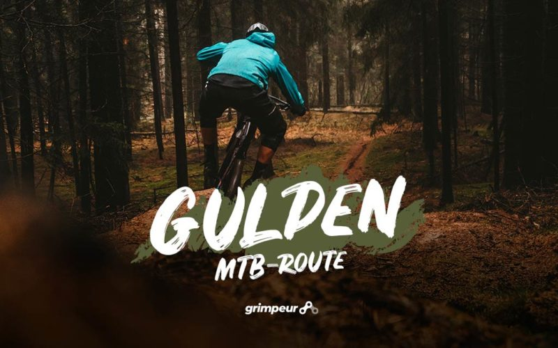 Mountainbike route download Gulpen