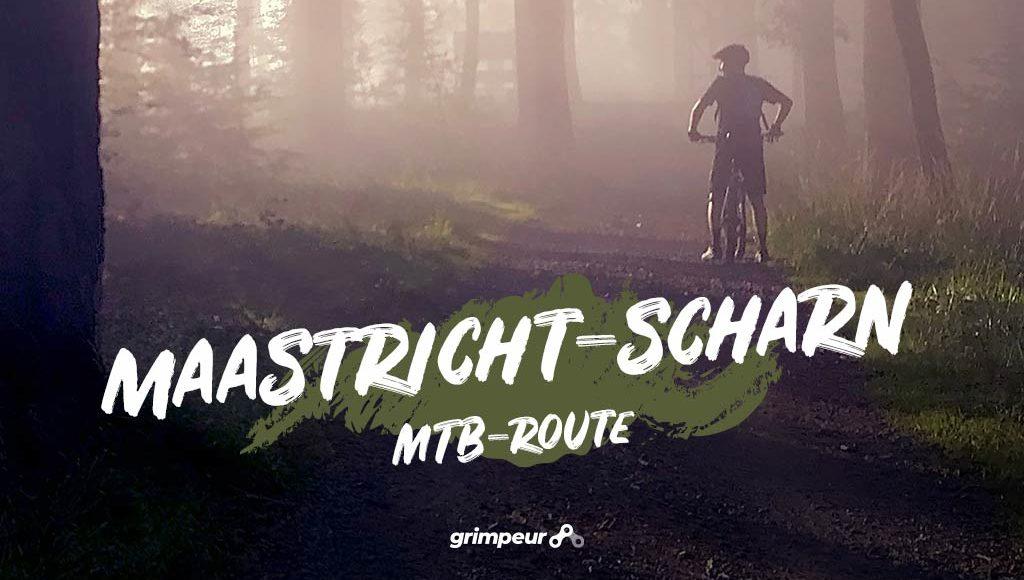 Maastricht-Scharn Vijlen Mountainbikeroute