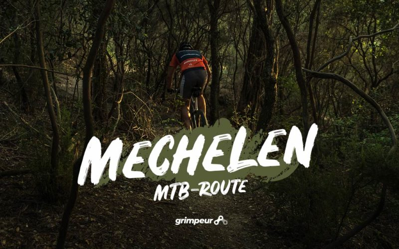 Mechelen Mountainbikeroute