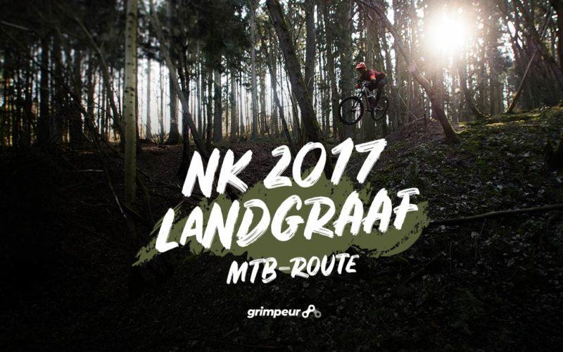 NK2017 Landgraaf Mountainbikeroute