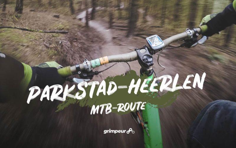 Parkstad Heerlen Mountainbikeroute