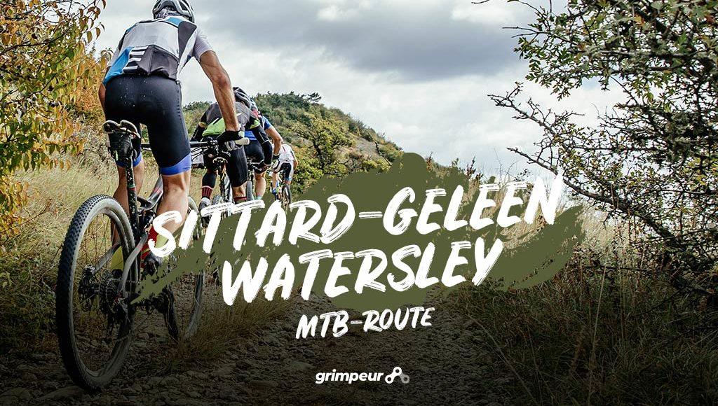 Sittard_Geleen Watersley_MTB Route