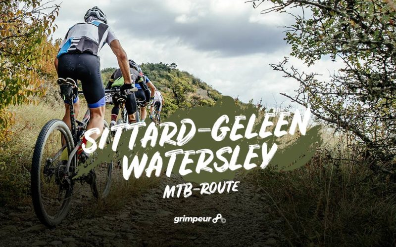 Sittard_Geleen Watersley_MTB Route
