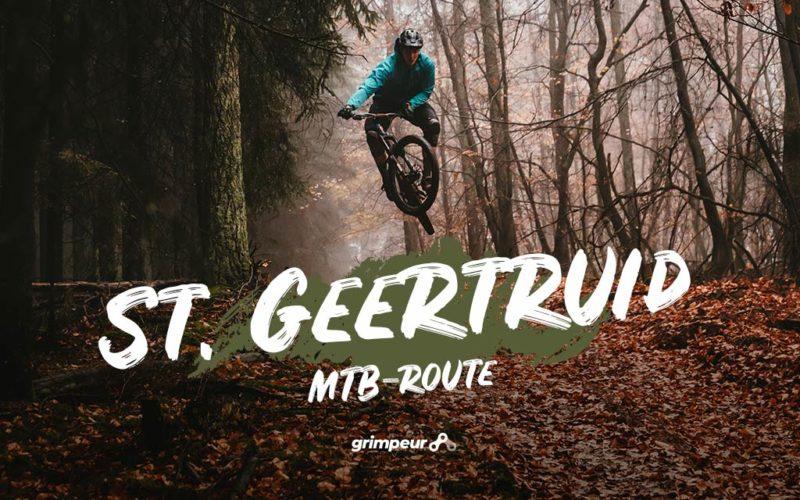 St. Geertruid Mountainbikeroute