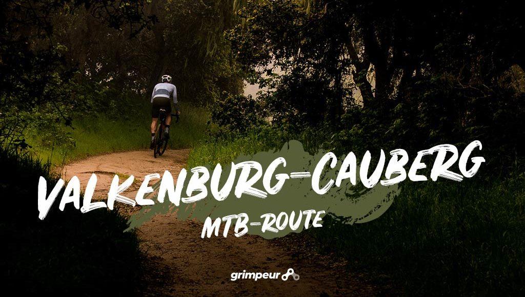 Valkenburg-Cauberg Mountainbikeroute