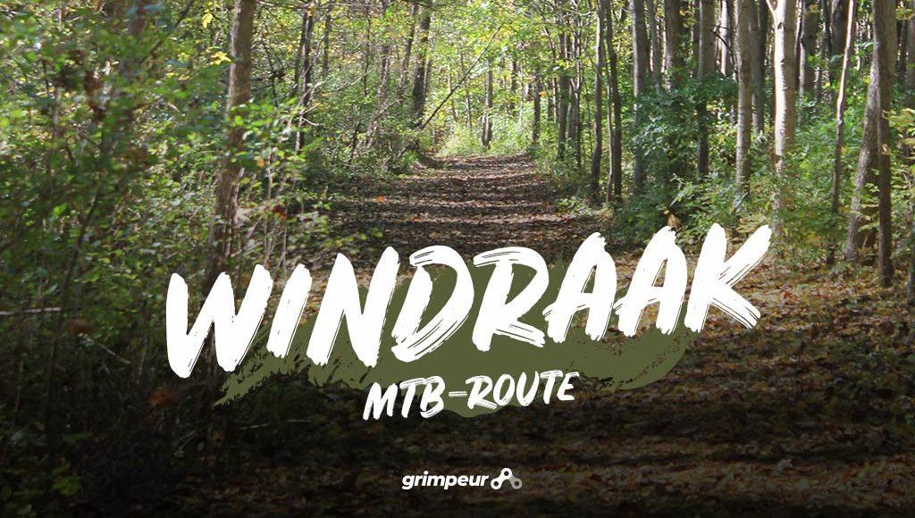 Windraak Mountainbikeroute