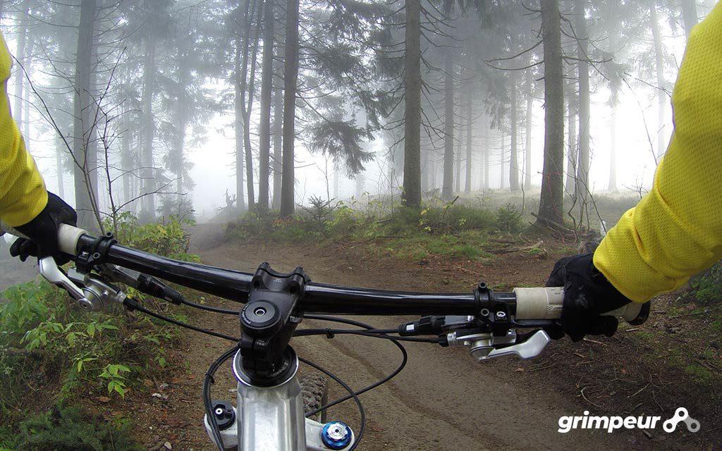 Mountainbike routes in Zuid-Limburg