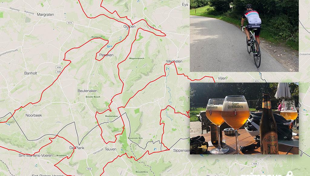 grimpeur route Mechelen Voerstreek