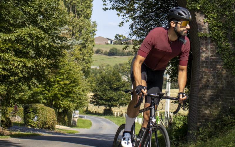 Route heuvelland_racefiets