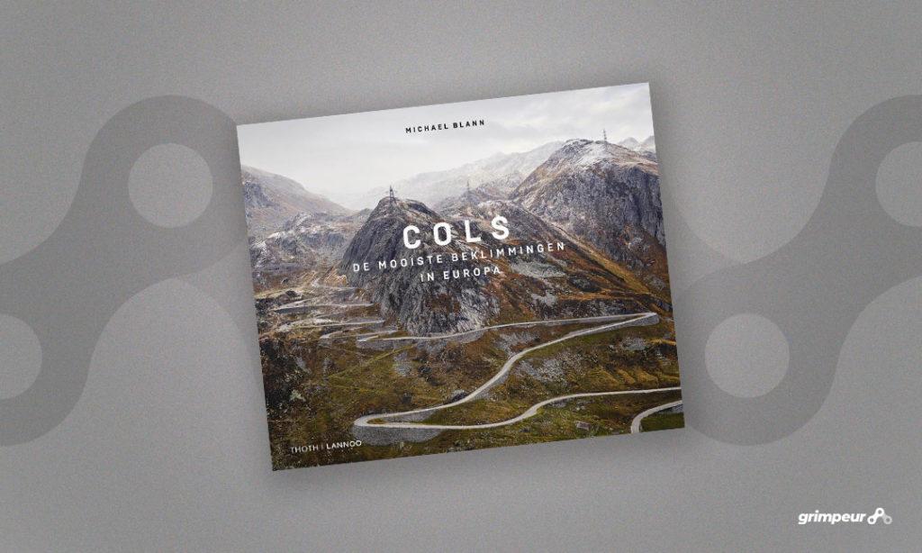 Boek wielrennen Cols