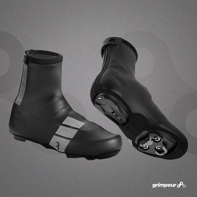 Overschoenen voor warme voeten