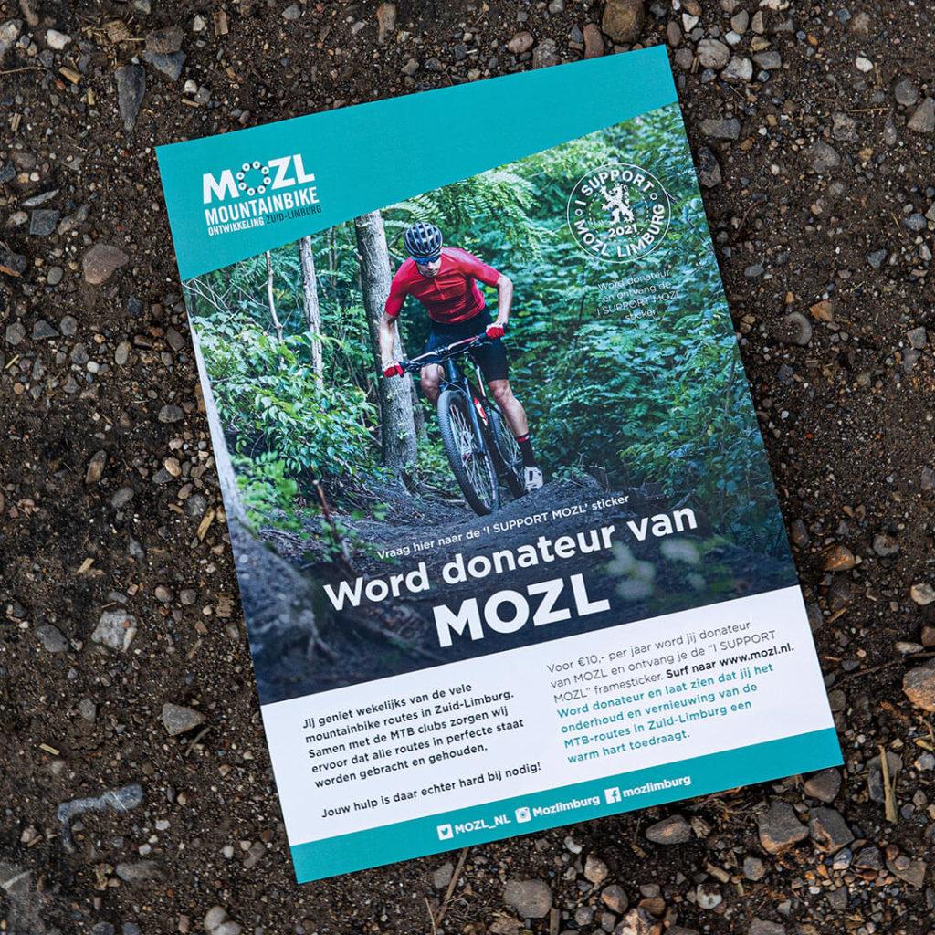 Mountainbike Ontwikkeling Zuid-Limburg