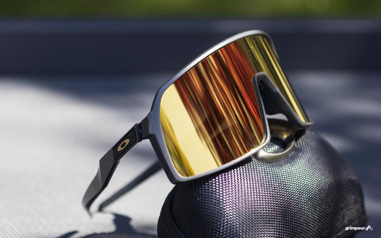 Goede lens fietsbril