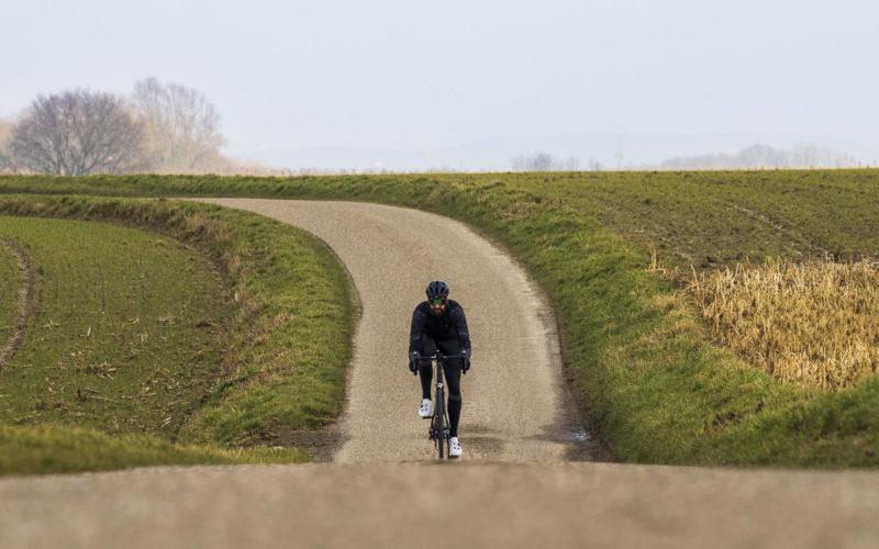Hooggats beklimming wielrennen Zuid-Limburg